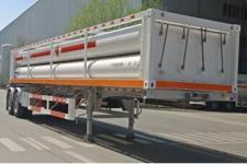 安瑞科13米3.4吨2轴易燃气体罐式运输半挂车(HGJ9353GRQ)