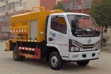 国六东风多利卡清洗吸污车最新价格