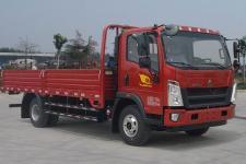 豪沃国六单桥货车184马力6455吨(ZZ1117H3815F112)