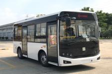 6米 10-16座中国中车纯电动城市客车(TEG6591BEV01)
