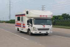 四川现代国六医疗车 厂家直销 价格最低