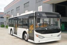 8.5米上佳HA6850BEVB5純電動城市客車