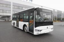 8.1米 12-27座亚星纯电动城市客车(JS6815GHBEV7)