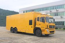 国六东风天龙后八轮电源车(300-800KW)厂家直销 价格最低