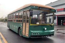 12米|19-43座广通纯电动城市客车(CAT6123CRBEVT)