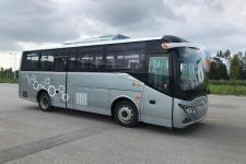 8.2米 16-34座黄海纯电动城市客车(DD6820BEV1)