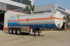 醒狮12.1米34.1吨3轴铝合金运油半挂车(SLS9400GYYF)