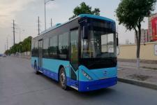 10.5米 19-39座长白山纯电动城市客车(ZY6106BEV01)