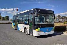 8.1米|13-24座豪沃纯电动城市客车(ZZ6806GBEVQ1)