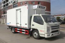 江铃顺达宽体国六4米2冷藏车价格