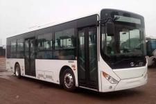 10.5米|20-40座西域纯电动城市客车(XJ6106EVGA2)