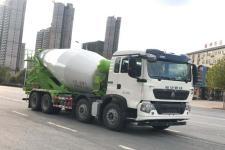 国六重汽豪沃混凝土搅拌运输车