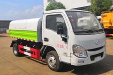 国六小型自卸式垃圾车价格