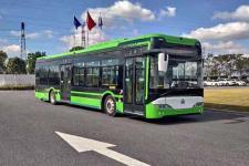 12米|23-41座豪沃纯电动城市客车(ZZ6126GBEVQ2)