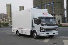 国六东风多利卡宣传车  13607286060