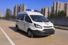 國六江鈴福特V362長軸救護車監護型救護車