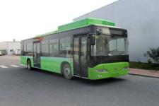 10.5米|20-32座豪沃纯电动城市客车(ZZ6106GBEVQ1)