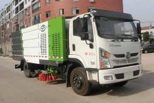 國六東風天然氣洗掃車價格廠家