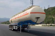 专致11.4米32吨3轴易燃液体罐式运输半挂车(YZZ9402GRYBE)