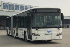 18米|32-52座开沃纯电动铰接低入口城市客车(NJL6180EV)