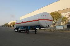 正康宏泰13米24.8吨3轴低温液体运输半挂车(HHT9403GDY)