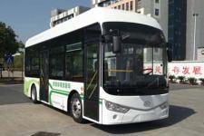 8.5米 12-26座安凯燃料电池城市客车(HFF6853G03FCEV)