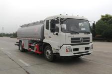 国六东风天锦普通液体运输车13607286060