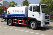 国六东风D9绿化喷洒车