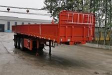 润翔骏业9.5米33.4吨3轴自卸半挂车(DR9401Z)