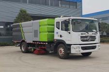 國六東風多利卡D9洗掃車