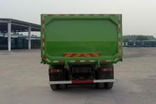 汕德卡牌ZZ3256V384HE1型自卸汽车图片