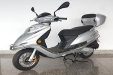 钱江QJ100T-17B型两轮摩托车