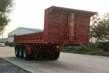 吉遥8.5米31.3吨3轴自卸半挂车(JYP9400ZH)