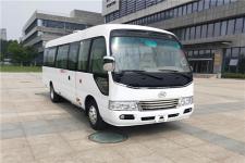 7.1米 10-23座安凯客车(HFF6711KDE6FB)