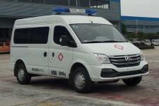 國六大通v80長軸監護型救護車