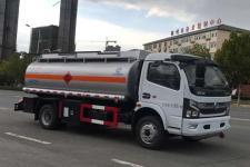 国六东风多利卡8方加油车