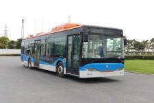 12米|21-40座豪沃插电式混合动力城市客车(ZZ6126GPHEVN6Q)