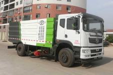 国六东风天然气洗扫车多少钱