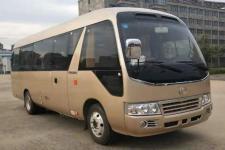 华龙牌SKC6720HEV型插电式混合动力客车图片