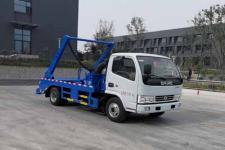 龙威牌WLW5070ZBSE型摆臂式垃圾车