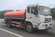 國六東風天錦12噸護欄清洗車廠家價格