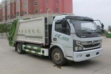 东风多利卡纯电动压缩式垃圾车