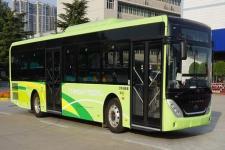 12米宇通插电式混合动力城市客车