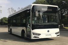 8.8米申龙纯电动城市客车