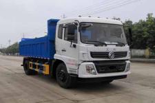 国六东风专底自卸式垃圾车价格