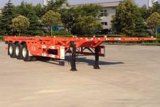 大运12.3米33.5吨3轴集装箱运输半挂车(CGC9400TJK)