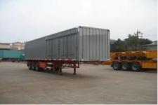 常春宇创13米30.5吨3轴厢式半挂车(FCC9390X)