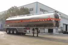 醒狮12.8米33吨3轴铝合金运油半挂车(SLS9402GYYA)