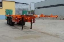 远东汽车12.2米33.4吨3轴集装箱运输半挂车(YDA9401TJZ)