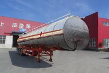海福龙12米32.5吨3轴易燃液体罐式运输半挂车(PC9404GRYD)